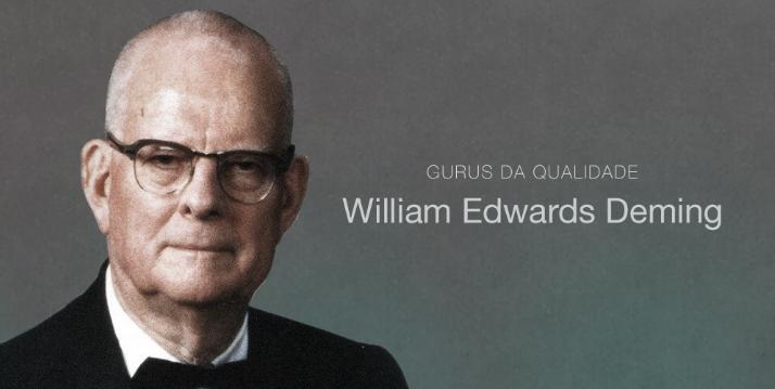 Gurús de la calidad: William Edwards Deming
